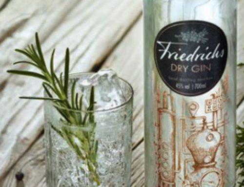 Friedrichs Dry Gin: traditioneller Gin mit modernem Charakter