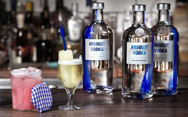 Absoluts Originelle Cocktails Urban Drinks Blog