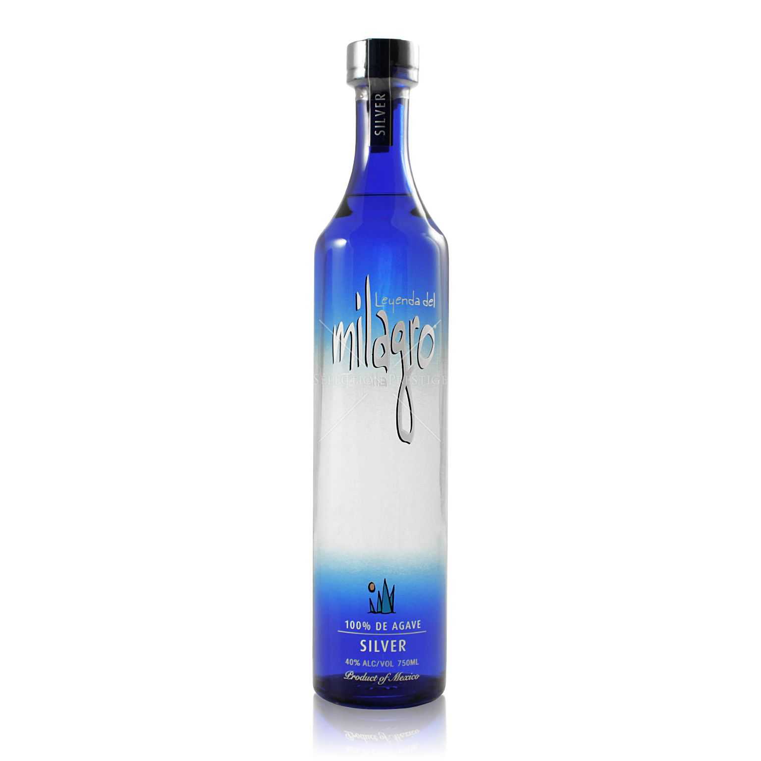 Milagro Tequila Silver 0 7l 40 Vol Milagro Tequila