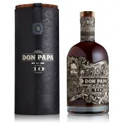 Don Papa Rum 10YO in Geschenkbox 0,7L (43% Vol.)