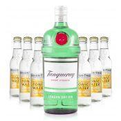 Gin & Tonic Set XXII (Tanqueray London Dry Gin + Fever Tree Tonic)