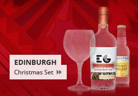 Edinburgh Weihnachtsset