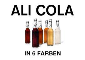Ali Cola - die erste politisch korrekte Cola!